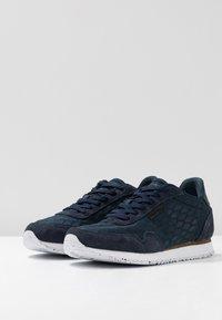 Woden - Nora II Mesh - Sneakers - navy - 4