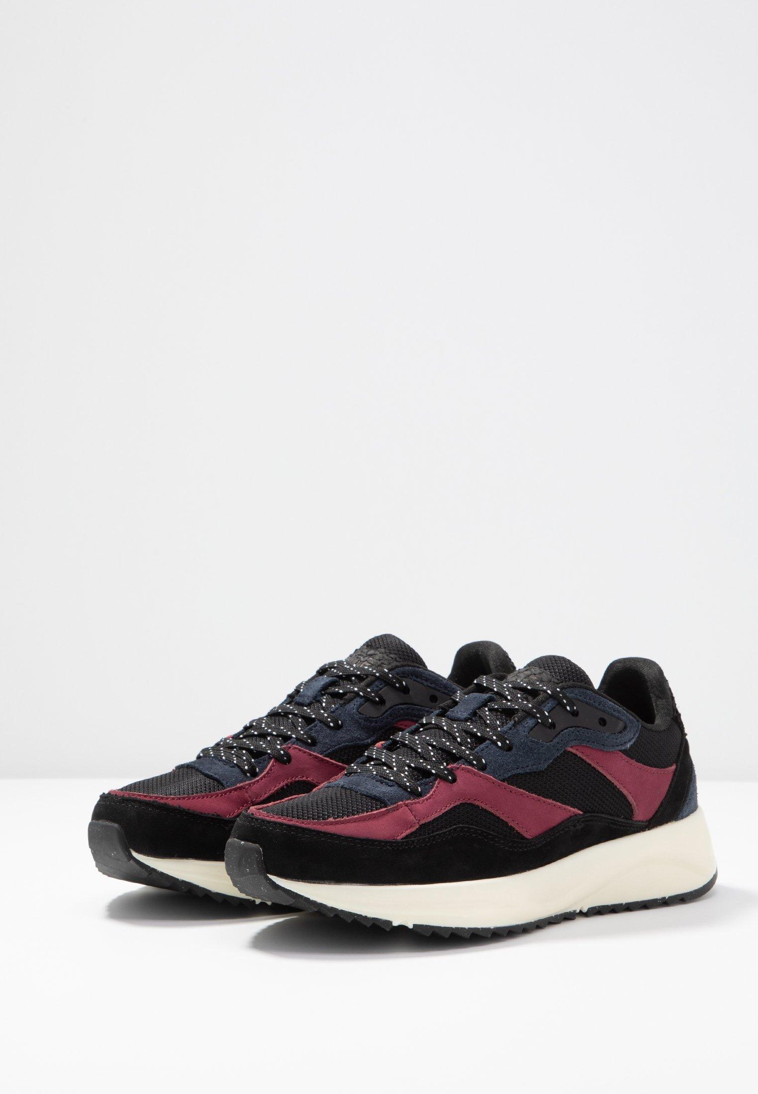 Woden SOPHIE - Sneaker low black/navy