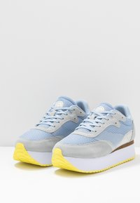 Woden - LINEA - Trainers - ice blue - 4