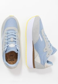 Woden - LINEA - Trainers - ice blue - 3