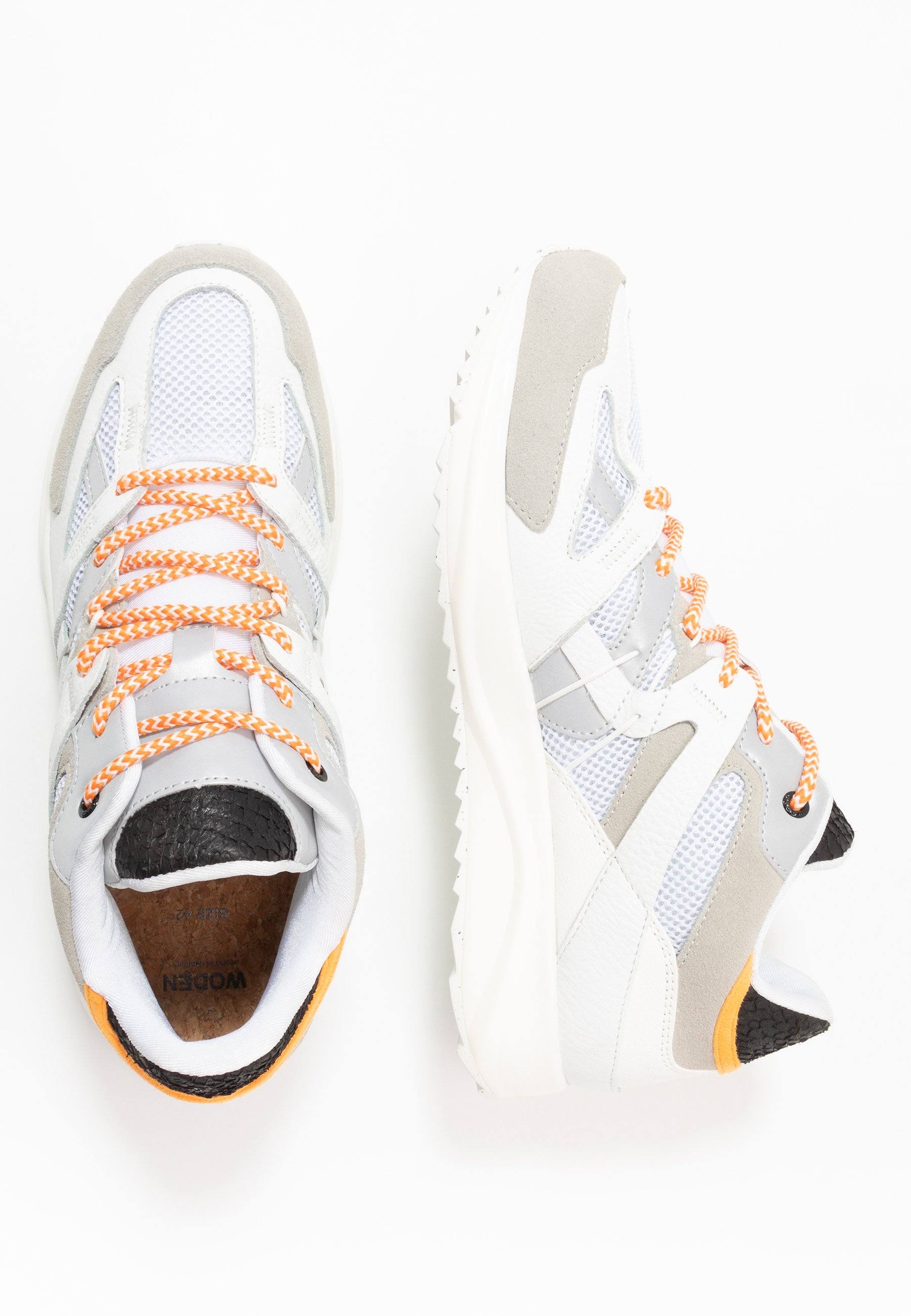 Woden EVE - Sneakers - bright white