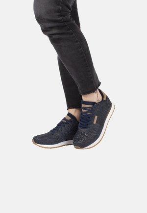YDUN CROCO - Sneakers - dark blue