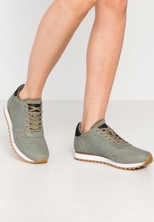 Ydun Croco II - Sneakers basse - vertiver