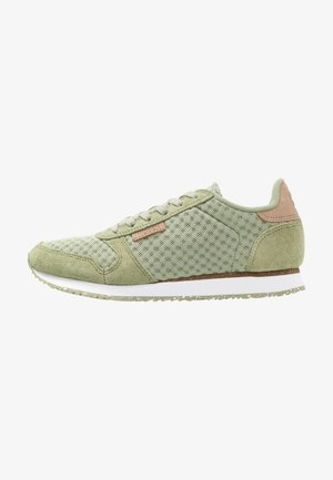 YDUN - Sneakers laag - dusty olive