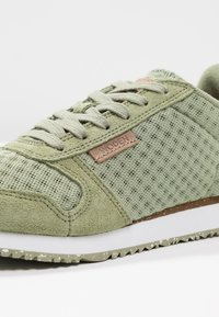 Woden - YDUN SUEDE MESH - Trainers - dusty olive - 2