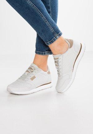 YDUN CROCO - Sneakers laag - sea fog grey