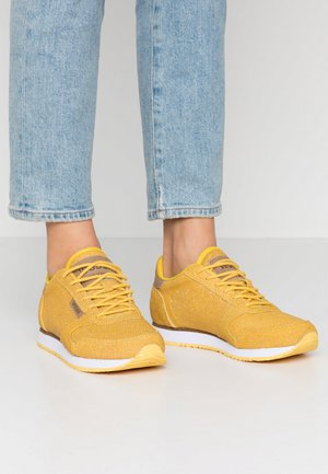 YDUN PEARL - Sneakers laag - super lemon