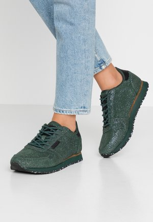 YDUN PEARL - Sneakers laag - green gables