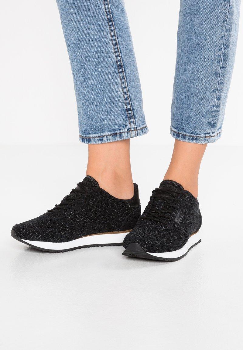 Woden - YDUN PEARL - Sneaker low - black