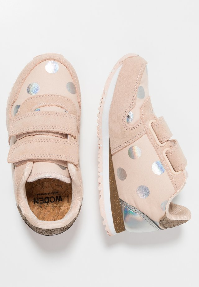 NORA DOT KIDS - Sneakers basse - blush