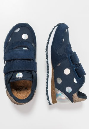 NORA DOT KIDS - Sneaker low - navy