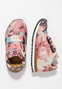 Woden - MIRA FLOWER KIDS - Sneakersy niskie - rose - 0