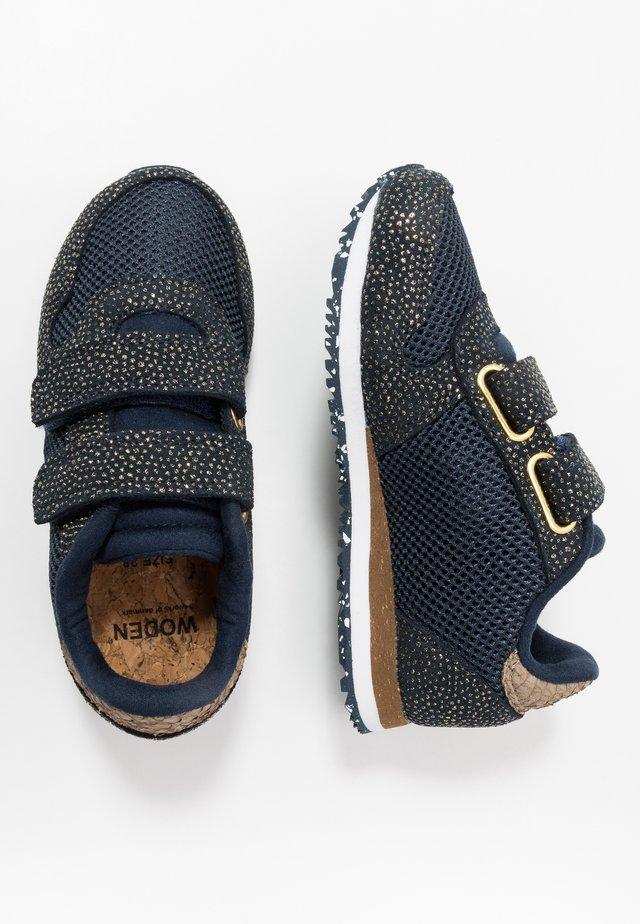 SANDRA - Sneakers laag - navy