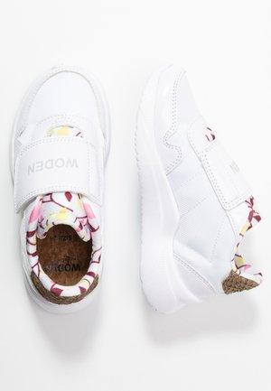 JOE  - Sneakersy niskie - white