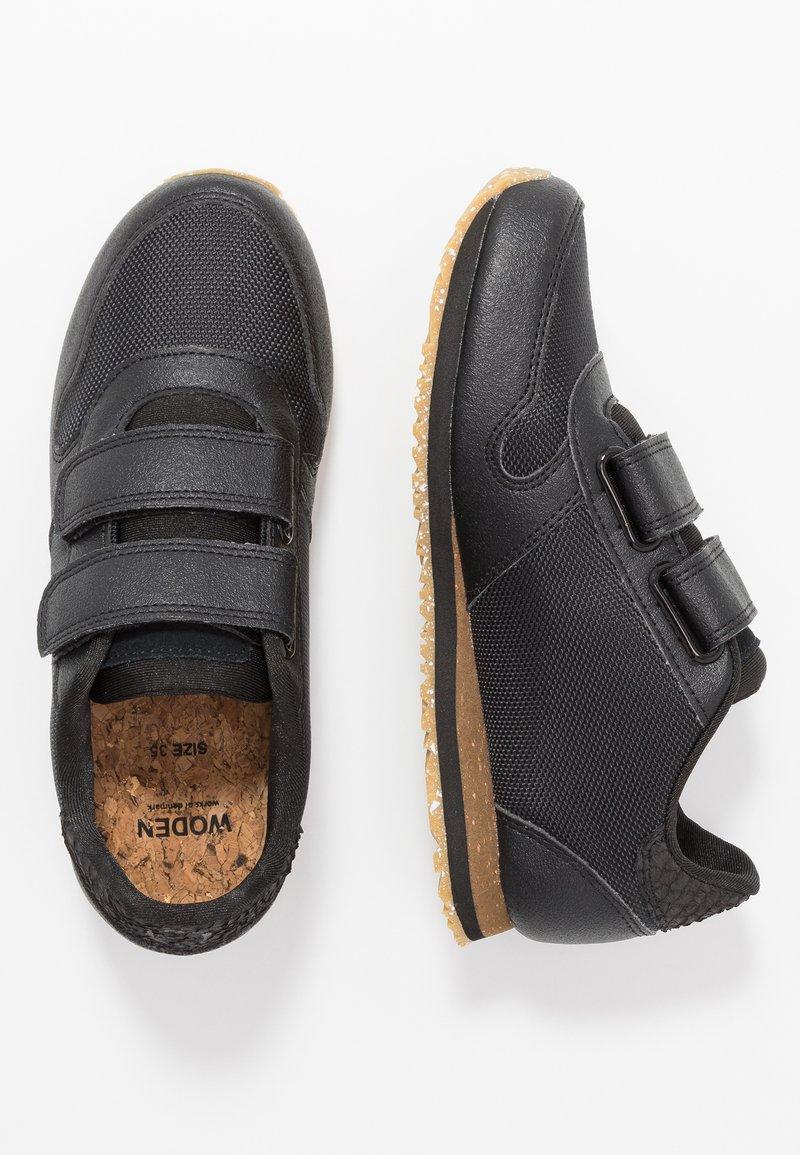 Woden - MIRO - Sneaker low - black