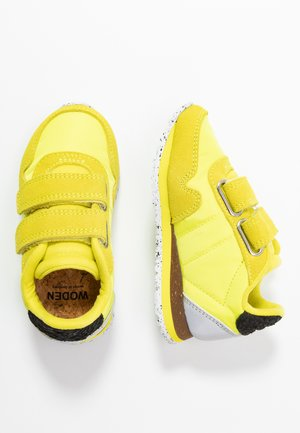 Trainers - neon yellow