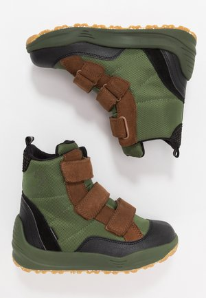 ADRIAN - Winter boots - pine tree green