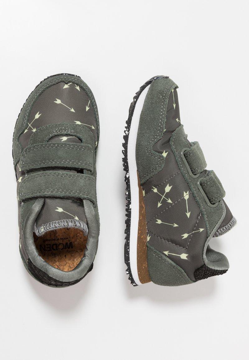 Woden - NOA ARROW - Sneaker low - castor grey
