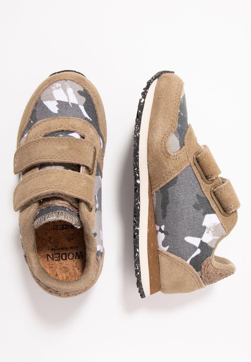 Woden - TOR KIDS - Sneakers laag - oak green