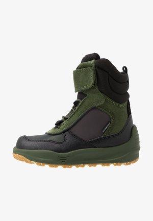 ALEX MIDCUT - Winter boots - pine tree green