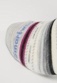 Smartwool - MARGARITA - Chaussettes de sport - ash meadow mauve - 2