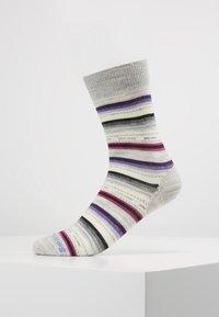 Smartwool - MARGARITA - Chaussettes de sport - ash meadow mauve - 0