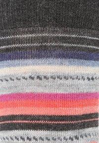 Smartwool - MARGARITA - Träningssockor - charcoal stripe - 1