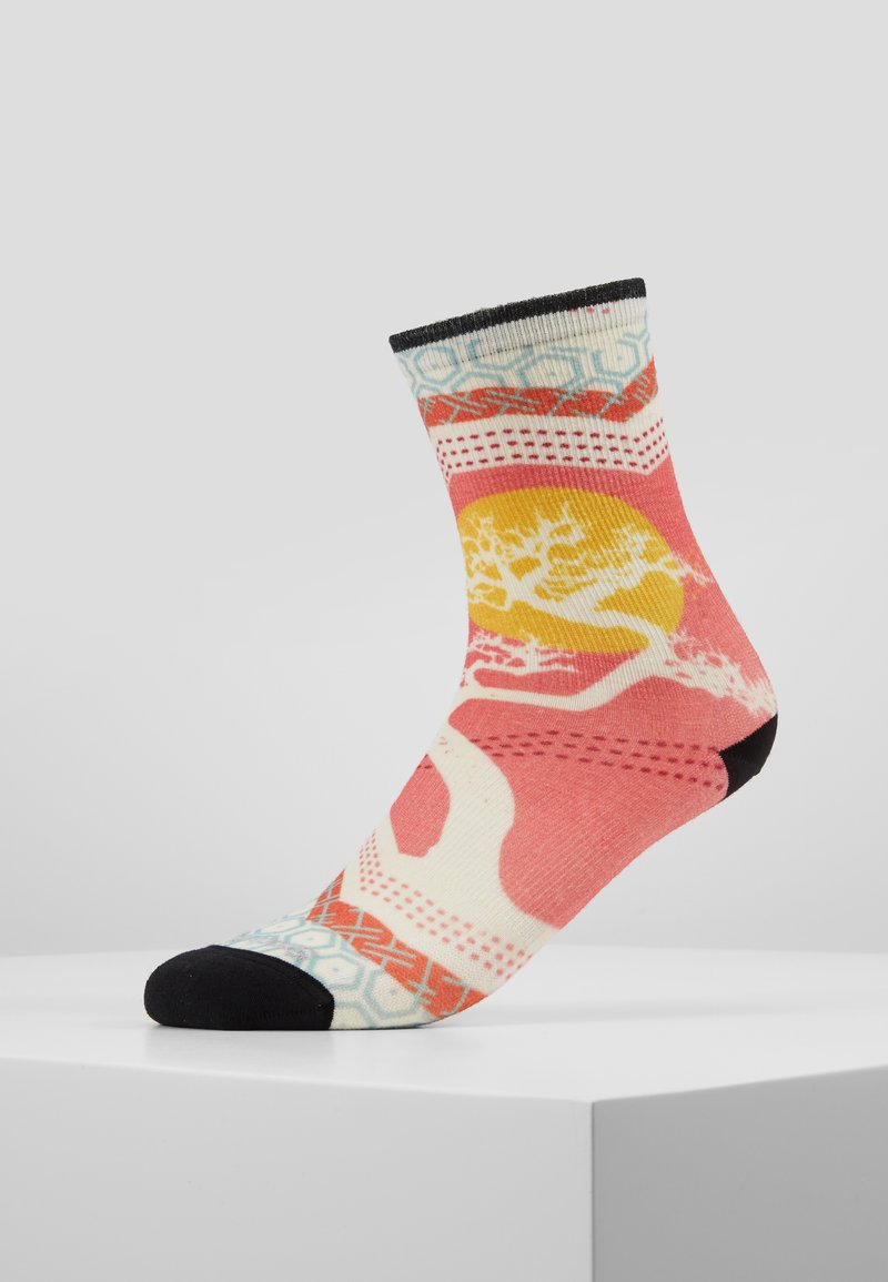 Smartwool - CURATED BONSAI - Urheilusukat - multicolor