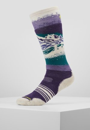 SNOW MOUNTAIN PUR - Calze sportive - purple