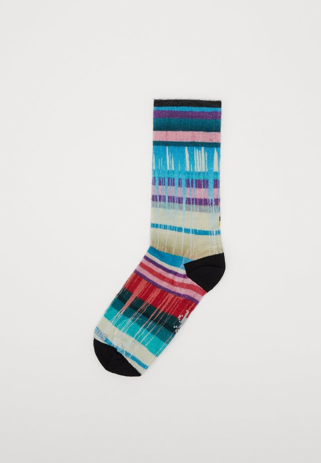 CURATED DRIPPY - Sports socks - multi color