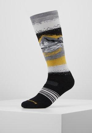 SNOW - Sports socks - black