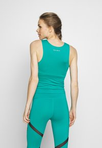 Wolf & Whistle - EXCLUSIVE - Top - teal - 2