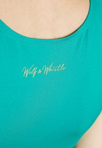 Wolf & Whistle - EXCLUSIVE - Top - teal - 4