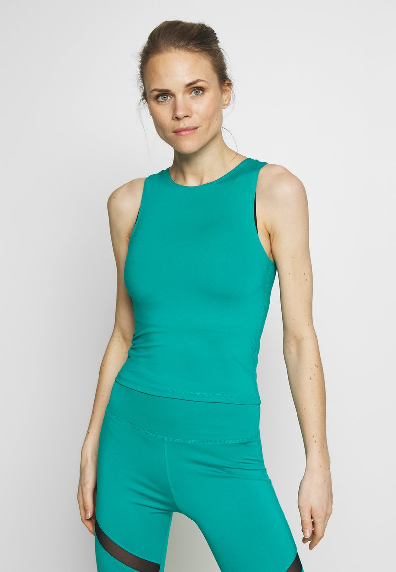 Wolf & Whistle - EXCLUSIVE - Top - teal