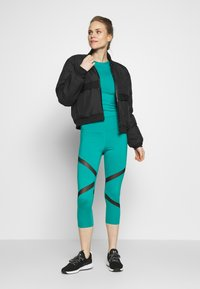 Wolf & Whistle - EXCLUSIVE - Top - teal - 1