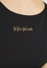 Wolf & Whistle - Topper - black - 4