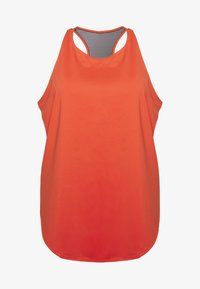 Wolf & Whistle - EXCLUSIVE BACK RUST - Top - red - 4