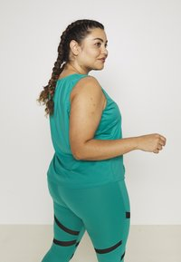 Wolf & Whistle - EXCLUSIVE TO ZALANDO - Top - teal - 2