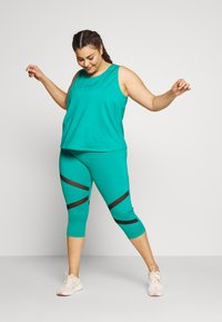Wolf & Whistle - EXCLUSIVE TO ZALANDO - Top - teal - 1