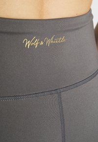 Wolf & Whistle - EXCLUSIVE LEGGINGS - Tights - grey - 4