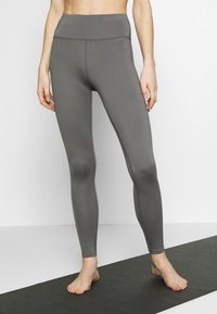 Wolf & Whistle - EXCLUSIVE LEGGINGS - Tights - grey - 0