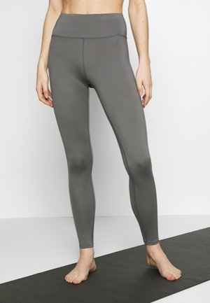 EXCLUSIVE LEGGINGS - Tights - grey