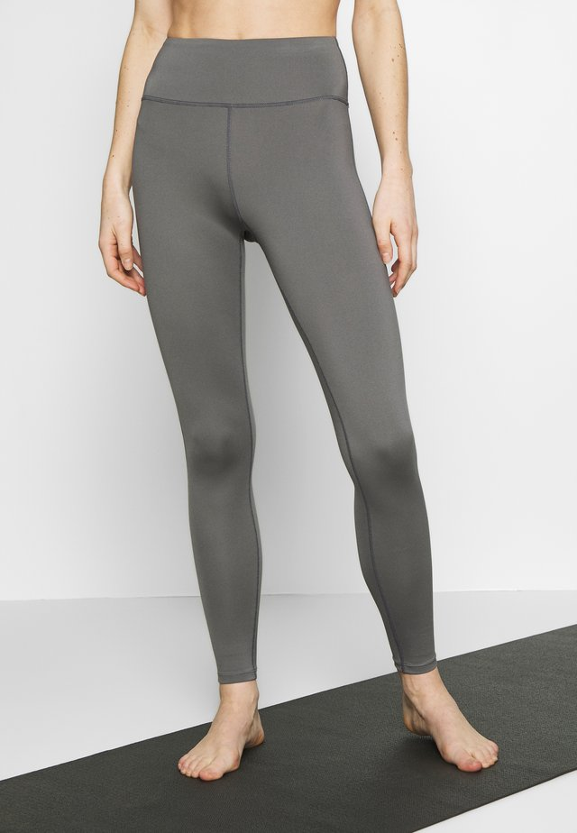 EXCLUSIVE LEGGINGS - Collant - grey