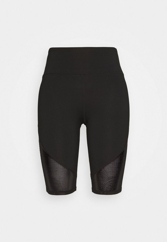 CYCLING CORE - Sports shorts - black