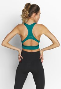 Wolf & Whistle - Sports bra - teal - 2