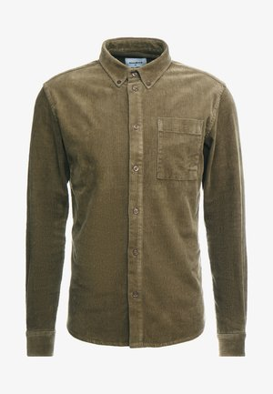 CORDIE SHIRT - Skjorta - brownie