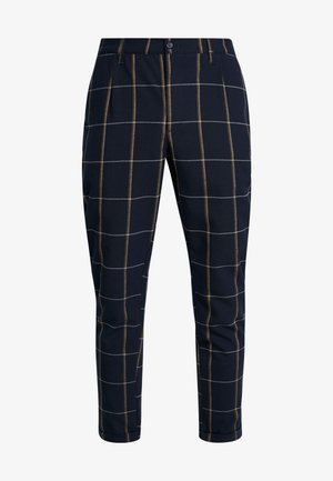 KLAUS HOYSTER PANT - Trousers - navy