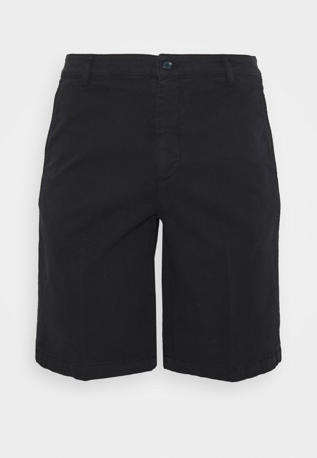 TIEN BUZZ  - Shorts - navy