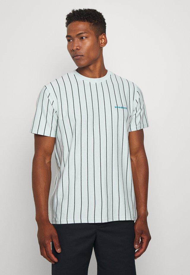 MELLO TEE - T-shirt z nadrukiem - mint