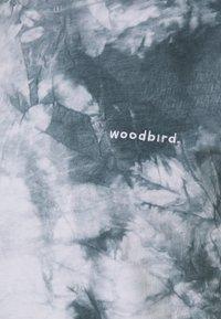 Woodbird - TEDY TIE DYE TEE - Print T-shirt - mint - 2